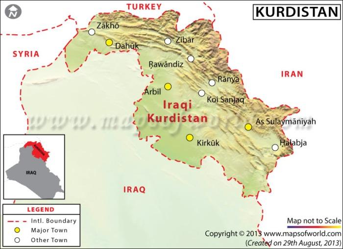 Kurdistanas