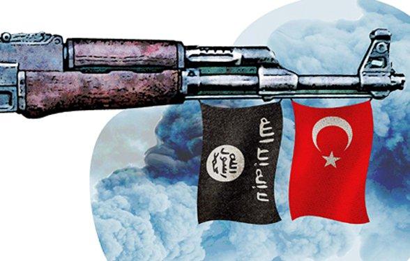 turkey-ISIS