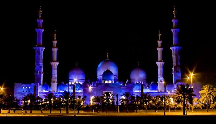šeiko zayedo mečetė