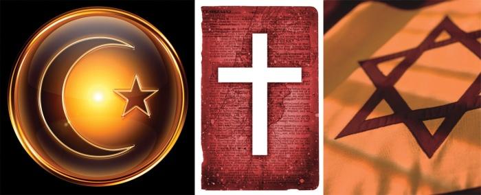 trys simboliai